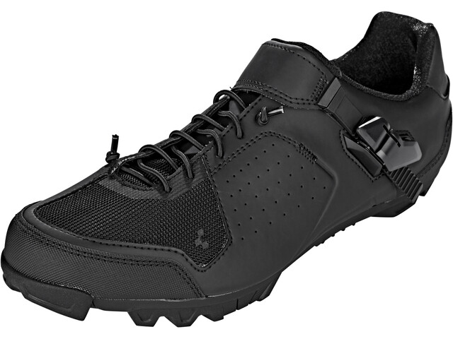 Cube MTB Peak Pro Schuhe blackline